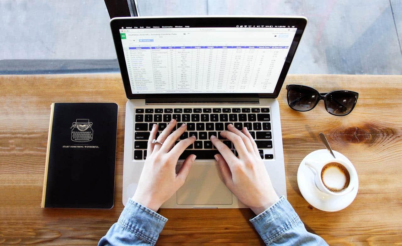 Spreadsheet software